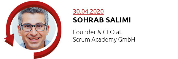 Keynote Announcement Sohrab Salimi
