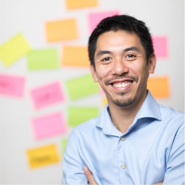 Linh Dinh--Agile Miner, Change Enthusiast and System Whisperers